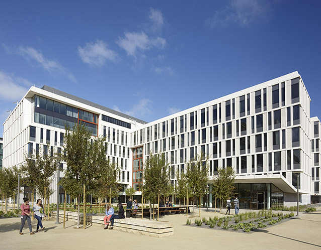 UCSF Mission Hall: Global Health & Clinical Sciences Building - San Francisco, CA