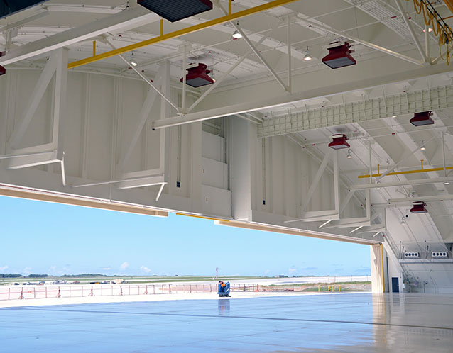 AAFB Global Hawk Maintenance & Operations Complex - Andersen Air Force Base, Guam