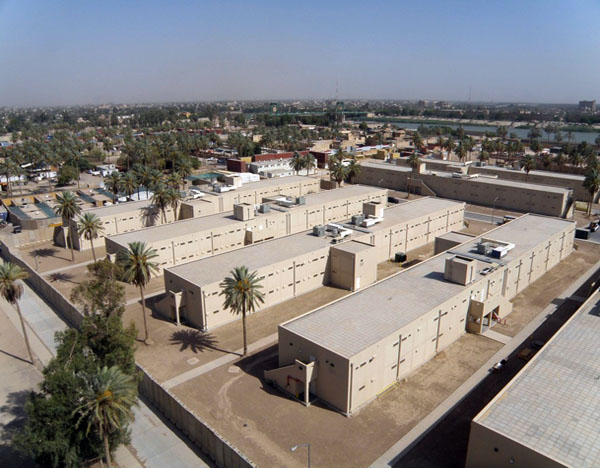 Embassy Housing and Infrastructure - Baghdad, Iraq
