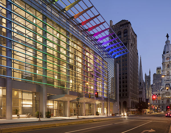 Pennsylvania Convention Center Expansion - Philadelphia, PA