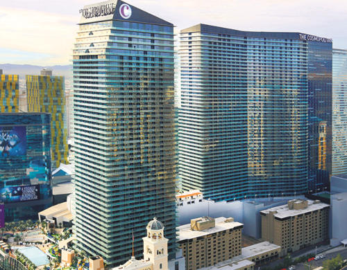 The Cosmopolitan of Las Vegas - Las Vegas, NV