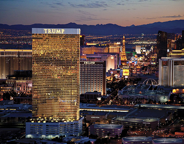 Trump International Hotel & Tower - Las Vegas, NV