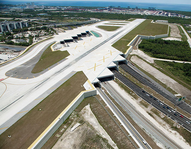 FLL Airport Runway Expansion - Fort Lauderdale, FL