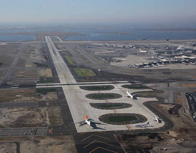JFK Airport Expansion - New York, NY
