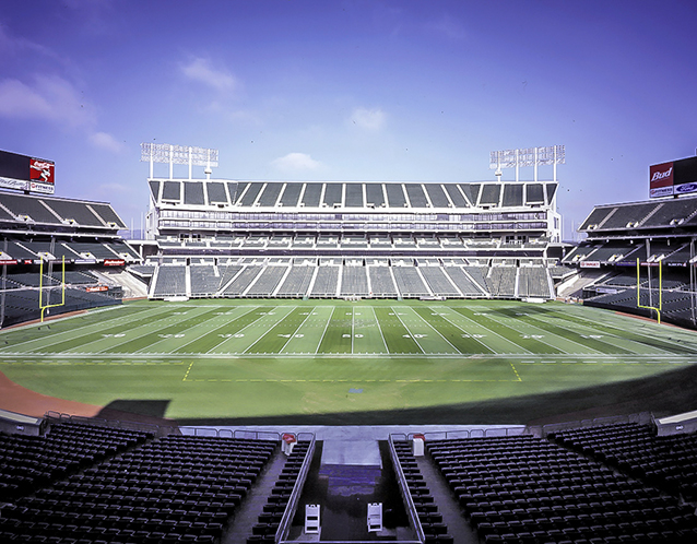 Oakland-Alameda County Coliseum Expansion - Oakland, CA