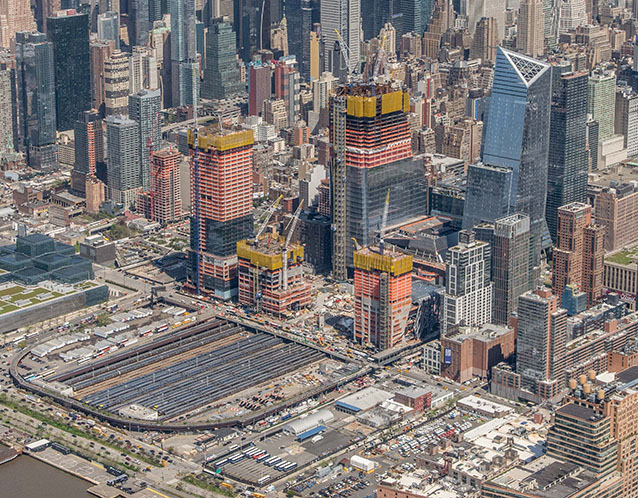 Hudson Yards Platform - New York, NY