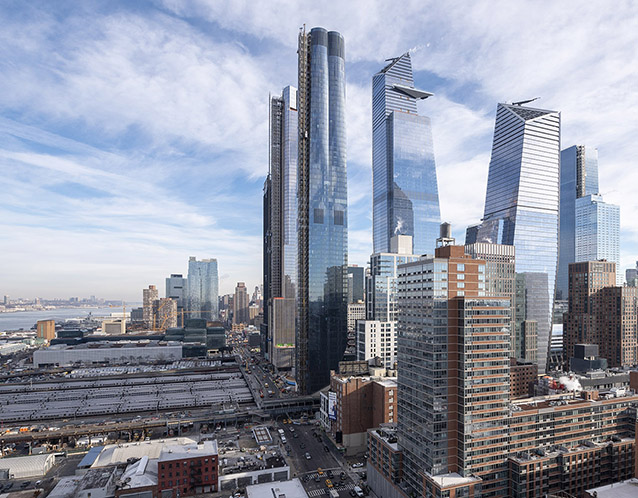 15 Hudson Yards - New York, NY
